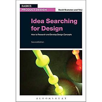 Idea Searching for Design (Basics Product Design)
