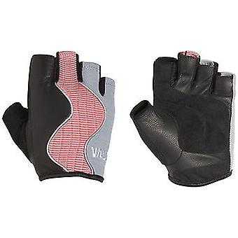 Poids de vélo elliptique Valeo féminin en cuir gants