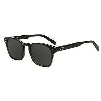 Förenkla Bennett polariserade solglasögon - svart/svart