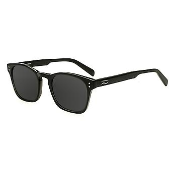 Simplify Bennett Polarized Sunglasses - Black/Black