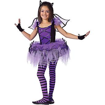Bat Ballerina Child Costume