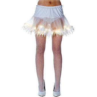 Petticoat Light-Up White