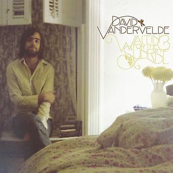 David Vandervelde - Waiting for the Sunrise [CD] USA import