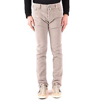 Jacob Cohen Ezbc054344 Männer's Graue Jeans