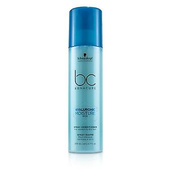 Schwarzkopf Bc Bonacure Hyaluronic Moisture Kick Spray Conditioner (pour Normal To Dry Hair) - 200ml/6.7oz