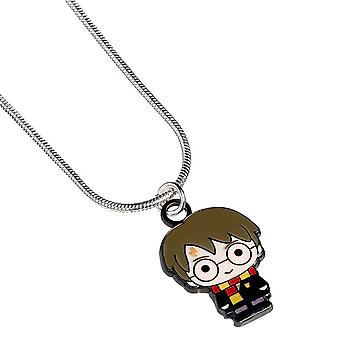 Harry Potter Chibi hopeoitu kaula koru