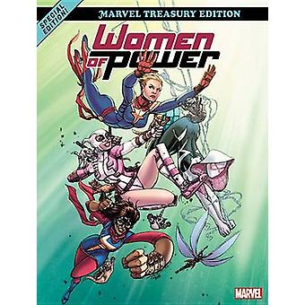 Women of Power - All-New Marvel Treasury Edition by Chris Hastings - M