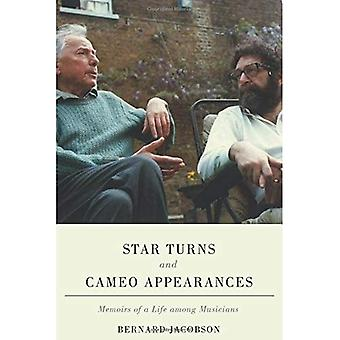 Star Turns and Cameo Appearances: Memoirs of a Life among Musicians