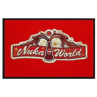 Fallout Nuka wereld deur mat