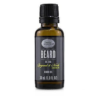 Kunsten å barbering Beard Oil-bergamot & neroli essensiell olje-30ml/1oz