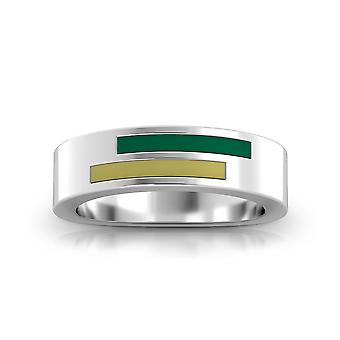 The U of Alabama at Birmingham Ring In Sterling Silver Design by BIXLER