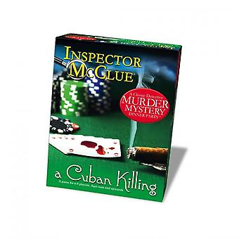 Inspektør Mcclue en cubansk drab