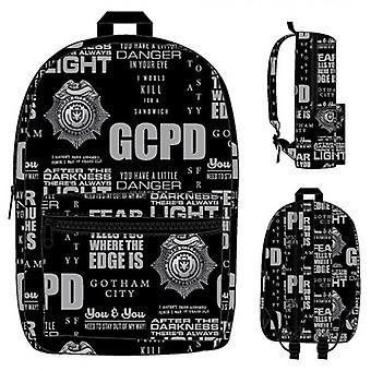 Backpack - Gotham - Sublimated New School Bag bq2uqigot