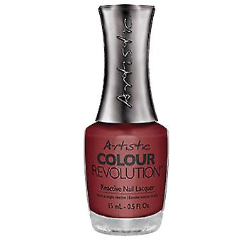 Artistic Colour Revolution Professional Reactive Hybrid Nail Lacquers - Artistic Life 15ml (2303261)