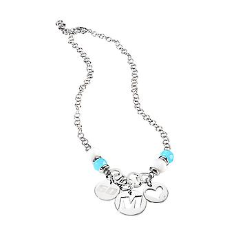 Miss Sixty Chance Turquoise Necklace SMEG03