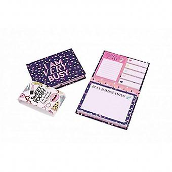 CGB Giftware I Am Very Busy Post It Set