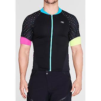 Sugoi Mens Century Zap Cycling Jersey T-Shirt T Shirt Tank Tee Top Short Sleeve