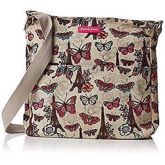 SwankySwansNoel Paris Butterfly Floral Large