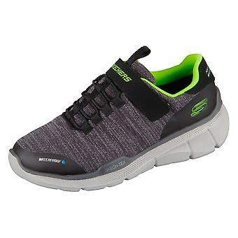 Skechers equalizer 30 Aquaplast 97925BKCC Kids schoenen
