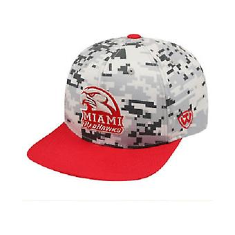 Miami Ohio Redhawks NCAA TOW -Quot;Keen-quot; Flat Bill Snapback Hat