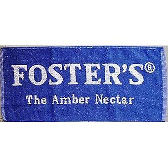 Fosters (Amber Nectar) Lager Cotton Bar Towel