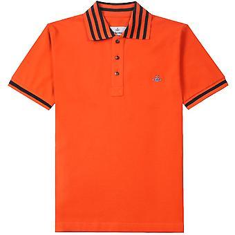 Vivienne Westwood multi Stripe Polo shirt