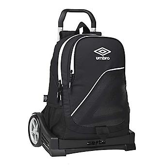 Umbro - Ergonomic backpack with Safta Evolution trolley