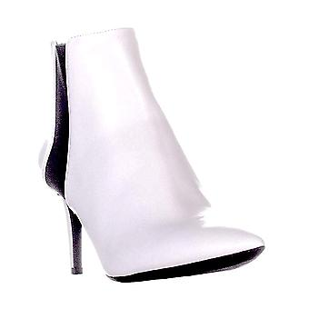 INC. IRSIA Gore Women's Pointed Toe White Size 7 M US Ankle Bootie