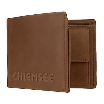 Chiemsee Men's Purse Wallet Purse Brown 8196