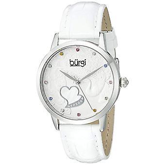 Burgi Clock Woman Ref. BUR149WT, IN