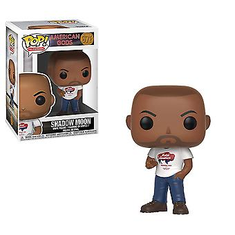 American Gods Shadow Moon Pop! Vinyyli