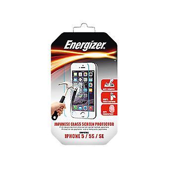 Energizer IPhone 5/5s/Se Protector de Pantalla