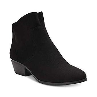 Style & Co. WINIE Ankle Booties Black 8.5M