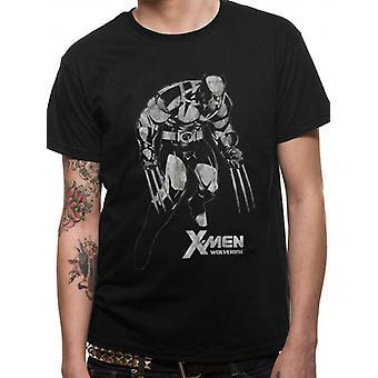 X-Men-Wolverine Tonal T-Shirt