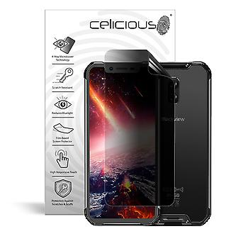 Celicious Privacy Plus 4-Way Anti-Spy Filter Screen Protector Film Compatible with Blackview BV9600