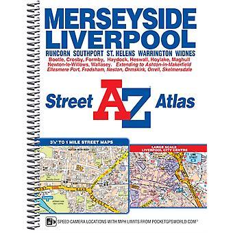 Merseyside AZ Street Atlas