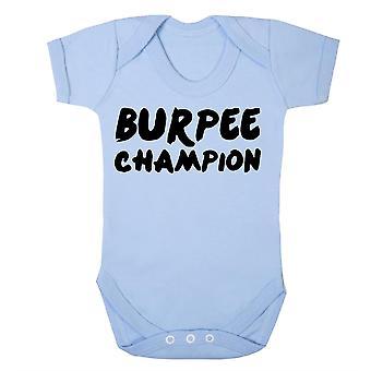 Burpee Champion babygrow