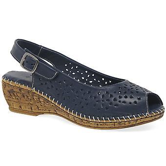 Extrafit driehoek O-771 Womens sandalen