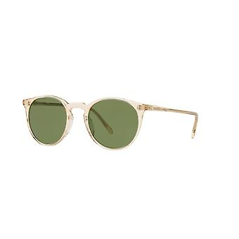 Oliver Peoples O'Malley SUN OV5183S 109452 Buff/Green Solbriller