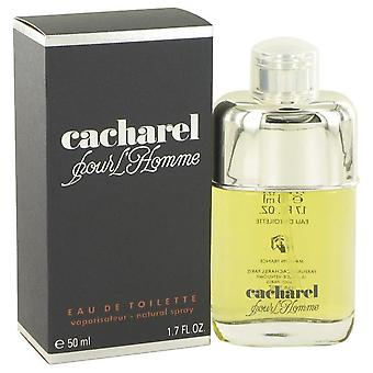 Cacharel eau de toilette spray by cacharel 413990 50 ml