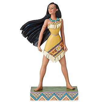 Disney Traditions Proud Protector Pocahontas Figurine