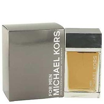 Michael Kors de către Michael Kors EAU de Toilette Spray 4 oz (bărbați) V728-418577