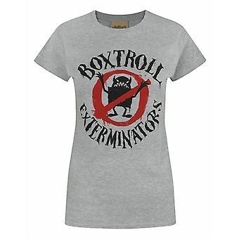 Boxtrolls Exterminators Women's T-Shirt