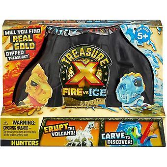 Treasure X Fire and Ice Hunters
