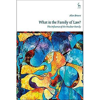 What is The Family of Law?: The Influence of the� Nuclear Family