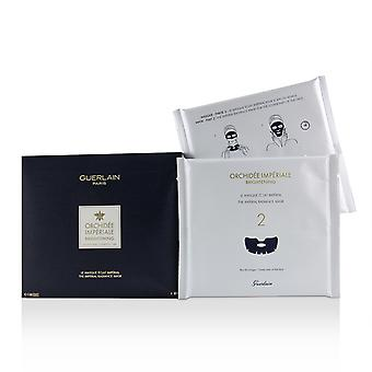 Orchidee imperiale exceptional complete care the imperial radiance mask 224422 4sheets