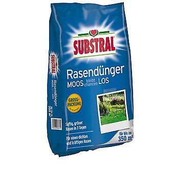 SUBSTRAL® Lawn fertilizer moss remains chanceLOS, 10.5 kg