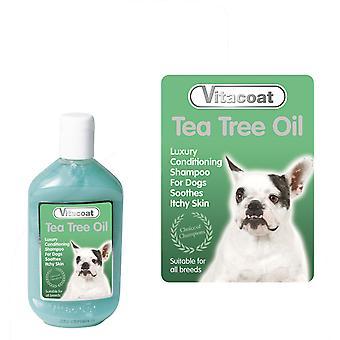 Vitacoat Tea Tree Oil (Sensitive Skin) (Dogs , Grooming & Wellbeing , Shampoos)