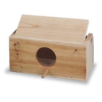 Gaun Birds nest Wood # 2 (Birds , Bird Cage Accessories , Nests and Complements)