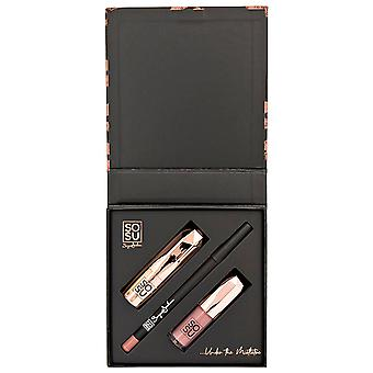 SOSUbySJ Lip Drawer Can't Cope Lipstick Gift Set